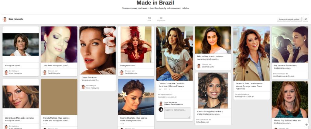 4 beleza feminina brasileira