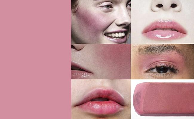 Tons de rosa estão em alta em 2017. O que vale a pena investir: um belo batom rosa com cintilância leve e blush rosinha, por exemplo.