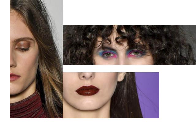 Sao Paulo fashion Week e suas maquiagens