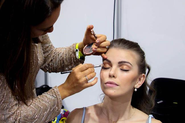 Maquiagem Dazzle