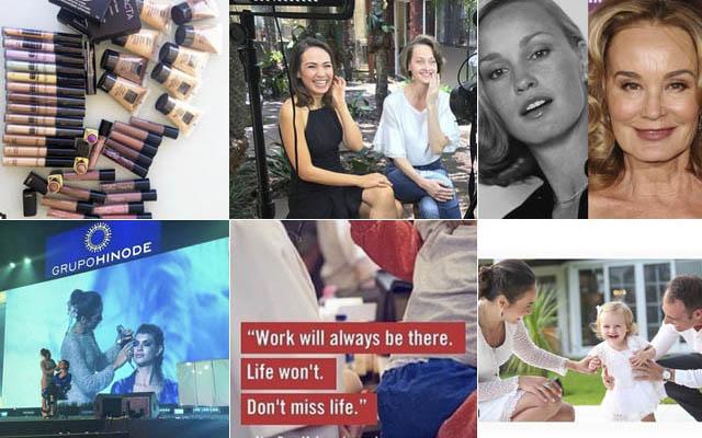carolina habeyche treinamento e desenvolvimento de linhas de maquiagem