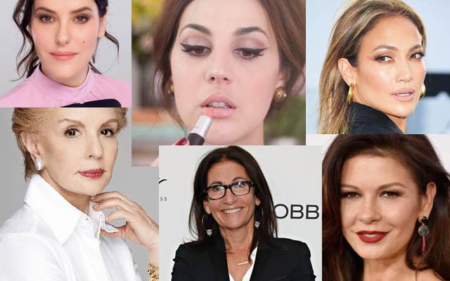 6 musas da maquiagem - mulheres que inspiram looks e atitudes