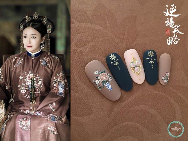 Yanxi colors - as cores de uma novela chinesa está fazendo o maior sucesso no mundo todo. 'Story of Yanxi Palace' virou moda e tendência de beleza.